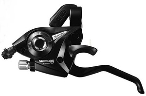 Shimano řadící a brzdová páka ST-EF51 levá, 3sp.