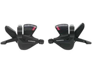 Shimano řadící páčky ALTUS/ACERA SL-M310 černé, 3x7sp.