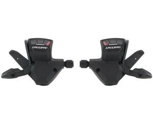 Shimano řadící páčky DEORE SL-M590 černé, 3x9sp.