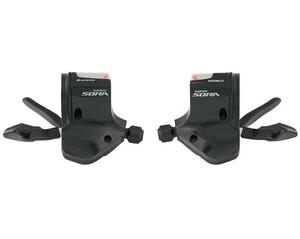 Shimano řadící páčky silniční SORA SL-3500, 2x9sp.