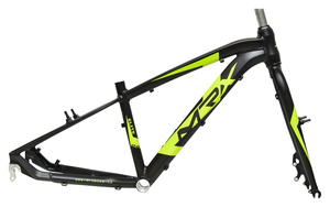 MRX rám 24 MRX-Elite X7 13 černo-zelený + vidlice