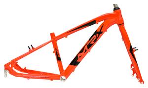 MRX rám 24 MRX-Elite X7 13 oranžový + vidlice