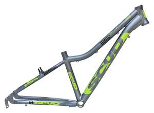 MRX rám 26 FACE 8SC šedo-zelený