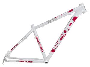 Scud rám 27,5 7SC bílo-růžový
