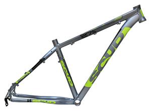 Scud rám 27,5 8SC šedo-zelený