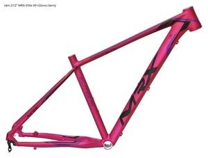MRX rám 27,5 Elite X9 růžovo-černý