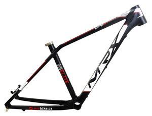 MRX Rám 27,5 MRX-X4 carbon černý matný