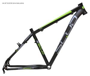 Scud rám 28 9SC černo-šedo-zelený