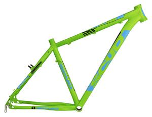 Scud rám 29 7SC zeleno-modrý