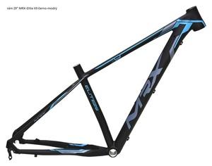 MRX rám 29 Elite X9 černo-modrý