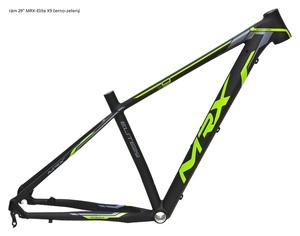 MRX rám 29 Elite X9 černo-zelený