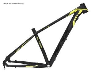 MRX rám 29 Elite X9 černo-žlutý