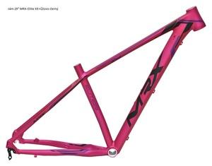MRX rám 29 Elite X9 růžovo-černý