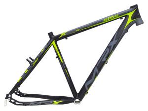 MRX Rám CROSS ELITE X5 černo-zelený