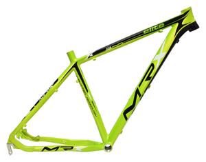 MRX Rám MTB 27,5 Elite X6 černo-zelený