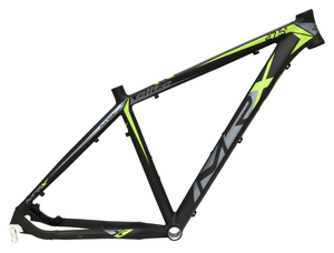MRX Rám MTB 27.5 Elite X7 černo-zelený