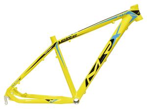 MRX Rám MTB 27.5 Elite X7 žluto-modrý