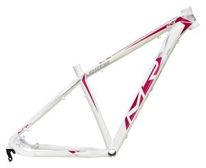 MRX Rám MTB 29 Elite X7 bílo-růžový