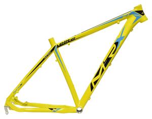 MRX Rám MTB 29 Elite X7 žluto-modrý