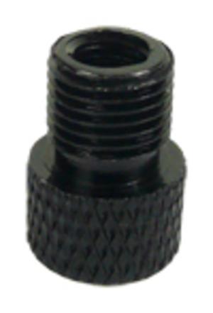 MRX Redukce galuskový ventil na auto - černá