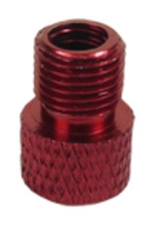 MRX Redukce galuskový ventil na auto - červená
