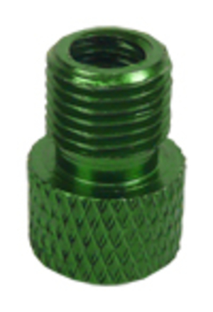 MRX Redukce galuskový ventil na auto - zelená