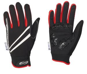 BBB rukavice ColdZone BWG-16 černo-červené
