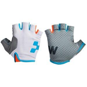 Cube rukavice dámské Performance WS, Teamline