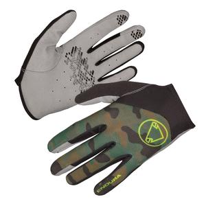 Endura rukavice dlouhé HUMMVEE LITE camouflage