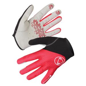 Endura rukavice dlouhé HUMMVEE LITE red