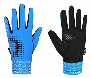 Force rukavice EXTRA, jaro-podzim, modré