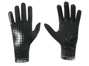 Force rukavice EXTRA, jaro-podzim, černé