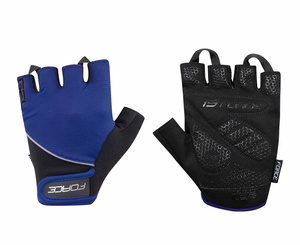 Force rukavice GEL 17, tmavě modré