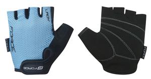Force rukavice LADY světle modré