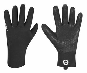 Force rukavice neoprén RAINY, černé