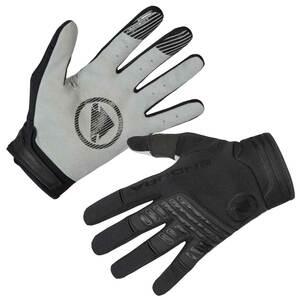 Endura rukavice SINGLETRACK černé