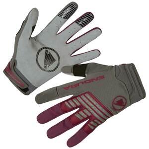 Endura rukavice SINGLETRACK morušové