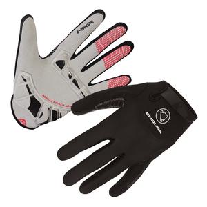 Endura rukavice SINGLETRACK PLUS black