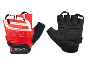 Force rukavice SPORT červené
