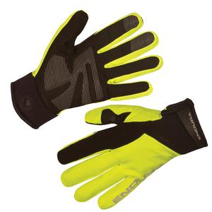 Endura rukavice STRIKE II Glove hi-viz yellow