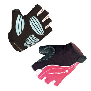 Endura rukavice Wms RAPIDO mitt, red