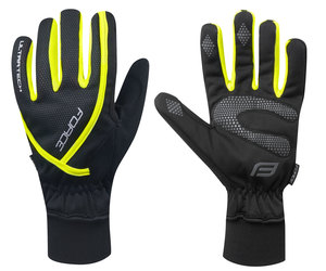 Force rukavice zimní ULTRA TECH fluo