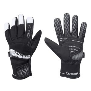 Force rukavice zimní WARM černé