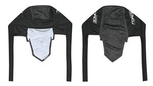 Force šátek FORCE SCARF - PIRÁT 1991,černo-šedo-bílý UNI