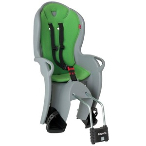 Hamax sedačka KISS zadní, světle šedá/zelená