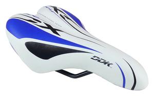 DDK sedlo D1217A dětské, bílo-modré