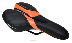 DDK sedlo D3166, černo-oranžové