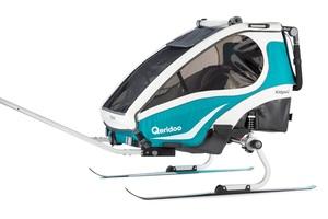 Qeridoo Ski set