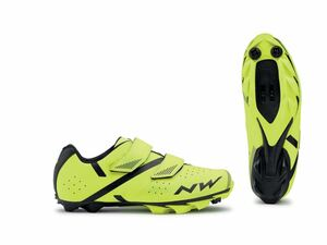 Northwave tretry SPIKE 2 yellow fluo/black