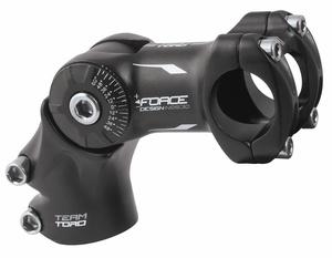 Force stavitelný představec TORO 25,4mm Al, černý